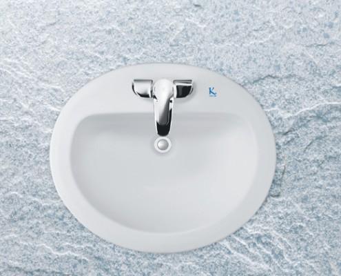Wash basin or sink