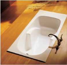 korea thermal insulation bathtub