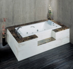 thermal insulation bathtub provider
